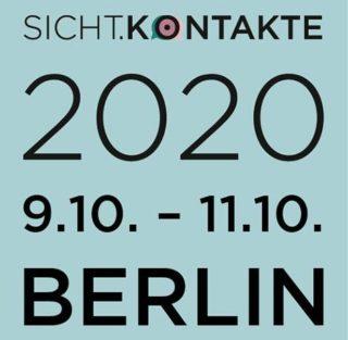 Sicht.Kontakte 2020 - Logo quadratisch