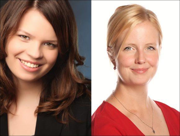 Team HR - Melanie Marquardt und Maren Kaspers