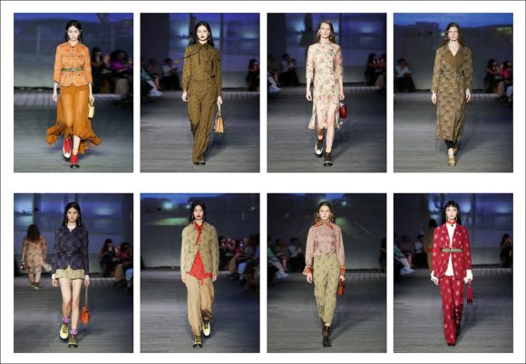 Chloé Fashion - Frühjahr 2020