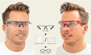 Visiere und Augenschutz von Swissflex