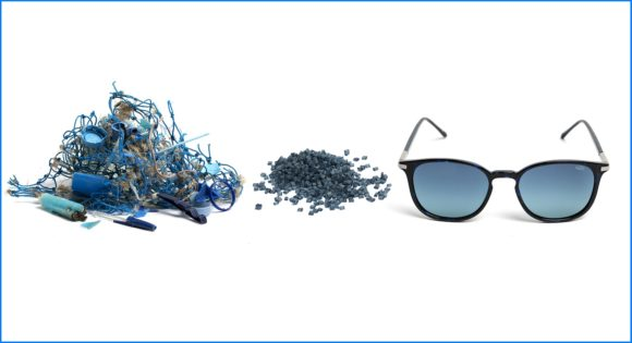 Sea2see eyewear - aus Plastikmüll aus dem Meer