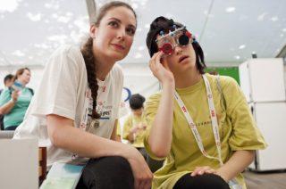 ZVA - Opening Eyes - Special Olympics Deutschland