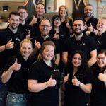 Zeiss-Stipendium 2019 - Gruppenfoto