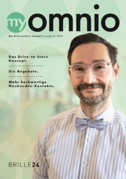 Brille24 - Journal MyOmnio - Titel