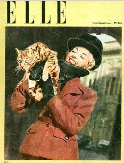 Elle Mode-Magazin 1945