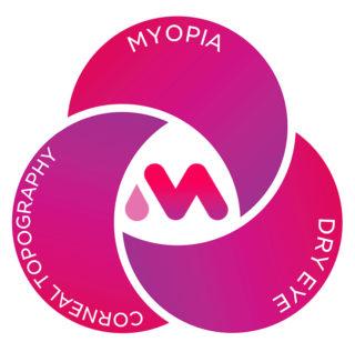 Myopie - Trockenes Auge - Hornhauttopographie