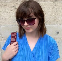 Sea2see Eyewear - Maisie Williams - Searching for Chinooks