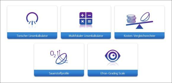 CooperVision - OptiExpert: die Bestandteile