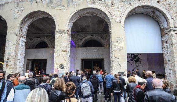 DaTE 2019 - Stazione Leopolda - Eingang