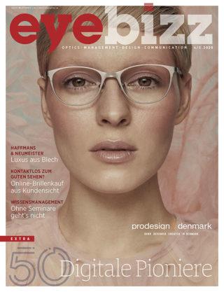 eyebizz Titelseite Ausgabe 4-5.2020