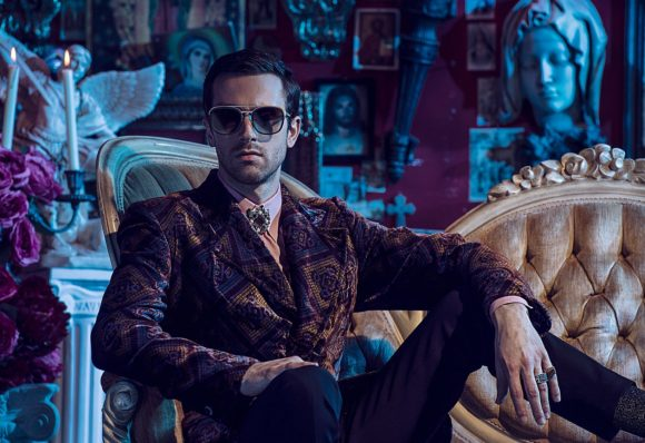 Roveri Eyewear - Michele Claseri - Homepage