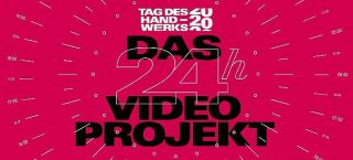 Tag des Handwerks 2020 - 24-Stunden-Online-Projekt