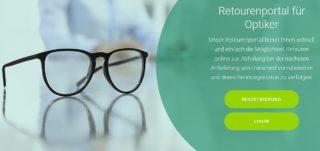 Transmed Augenoptiker Retourenportal