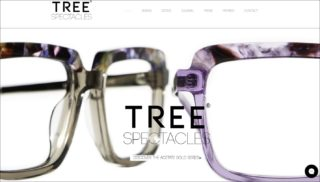 Tree Spectacles - neue Website