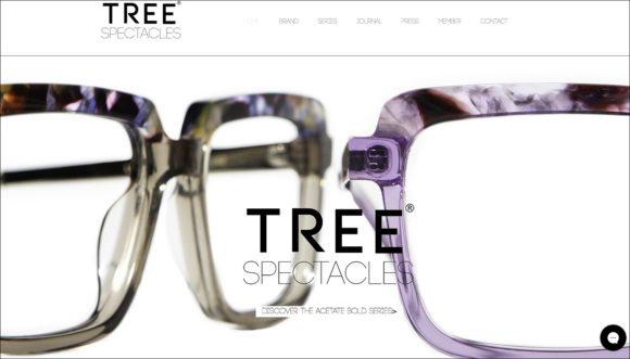 Tree Spectacles - neue Website