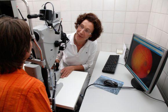 Woche des Sehens - Augenärzte - Praxis
