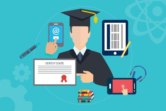 Digitalisierung Online Lernen