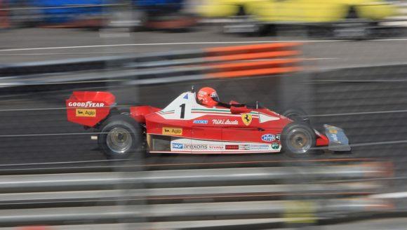 Formel 1 - Nicki Lauda - Monaco