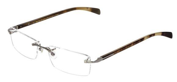 Hoffmann Natural Eyewear - Modell R804 GunG 8101