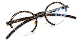 Sehstoff - Brillen aus Leinen