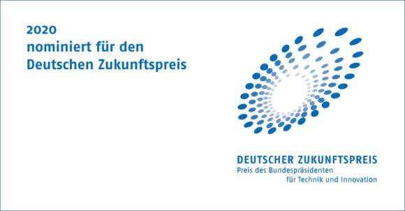 Zeiss - Zwei Nominierungen - Zukunftspreis 2020