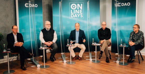 DAO Online Days 2020 - Talkrunde