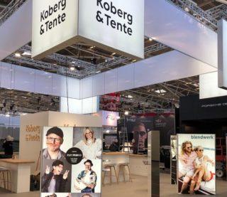 Koberg & Tente - Absage an opti 2021 - stattdessen Kampagne