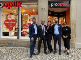 Pro Optik - Neueröffnung 2020 Rottenburg
