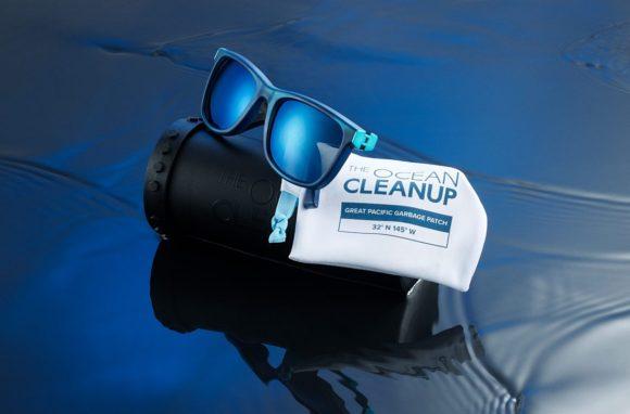 Sonnenbrille The Ocean Cleanup - Etui plus Beutel