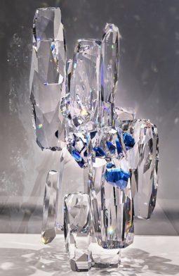 Swarovski Kristallwelten - Arik Levy Transparent Opacity 8