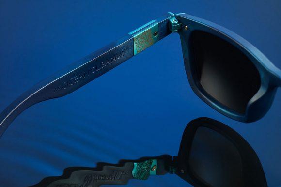 The Ocean Cleanup - Sonnenbrille mit QR-code