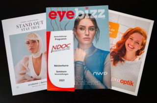 eyebizz 6.2020 mit Beilagen