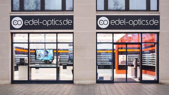 Edel-Optics Ballindamm Store