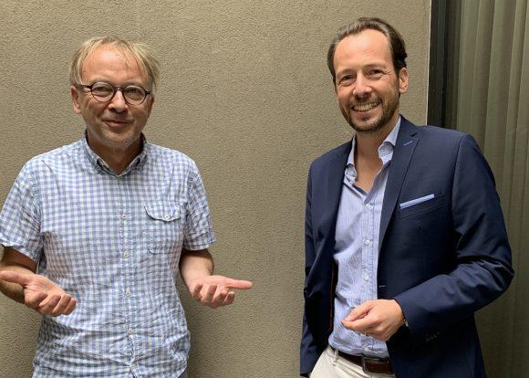 Essilor eyebizz-Interview - Jürgen Bräunlein und Alexander Mohr