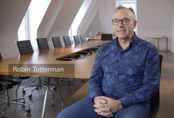 Inspecs - CEO Robin Totterman