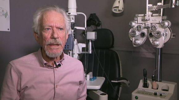 Kontaktlinsen - Roboter zum Einsetzen - Erfinder Craig Hershoff