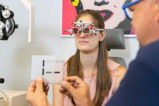Optometristen - Register RAL