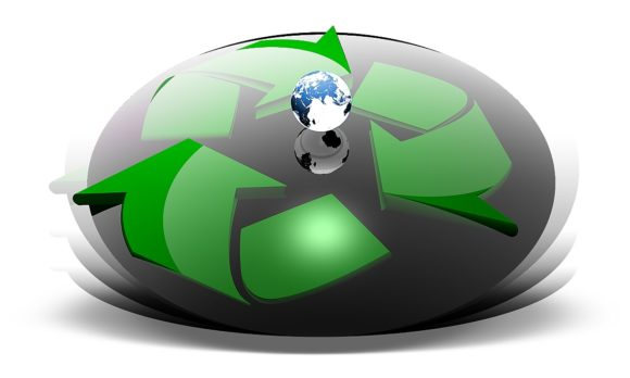 Recycling in der Augenoptik
