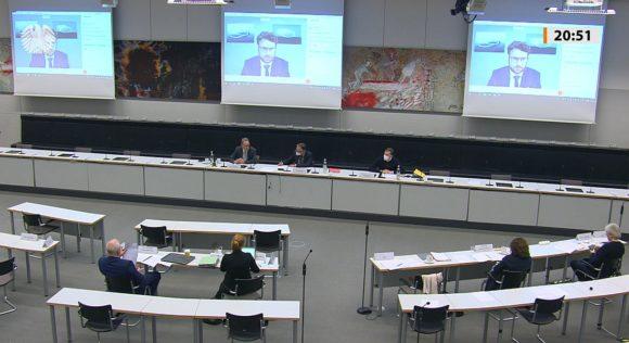 ZVA im Gesundheitsausschuss - Dr. Jan Wetzel