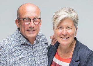 Michael und Barbara Anthonsen von Retinalyze