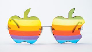 Apple-Sonnenbrille Steve Wozniak - Auktion RR