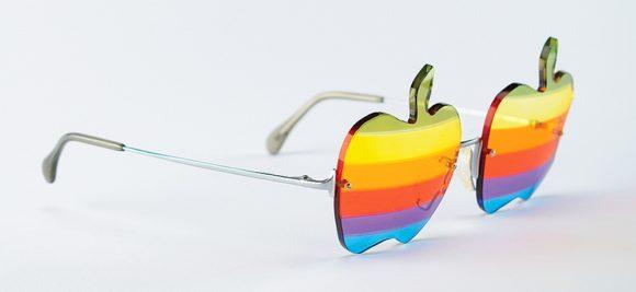 Apple-Sonnenbrille von Steve Wozniak