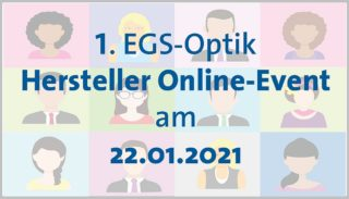 EGS-Optik Hersteller-Online-Event 2021