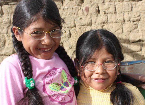 EinDollarBrille - Rückblick 2020 Bolivien