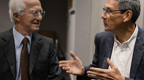 EssilorLuxottica - Leonardo Del Vecchio und Hubert Sagnières
