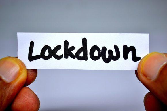 Lockdown wegen Corona
