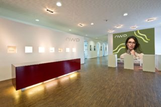OWP in Passau - Foyer