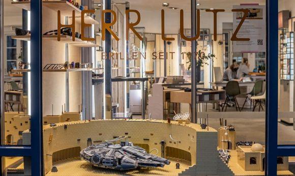 Schaufenster von hanssen by Herr Lutz aus Lego: Star Wars Tatooine