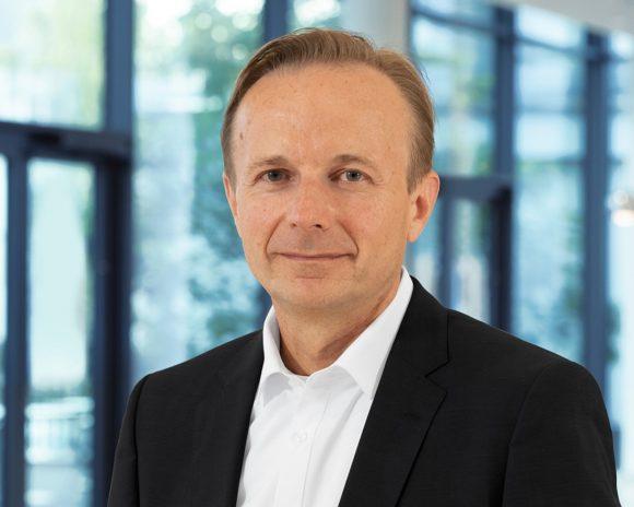 Zeiss - Finanzvorstand Dr. Christian Müller