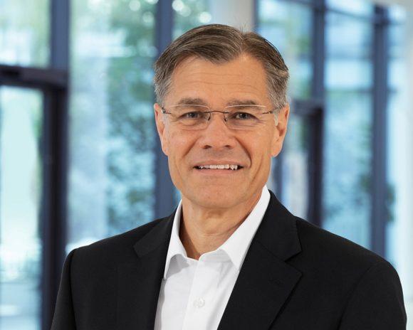 Zeiss - Vorstandsvorsitzender Dr. Karl Lamprecht